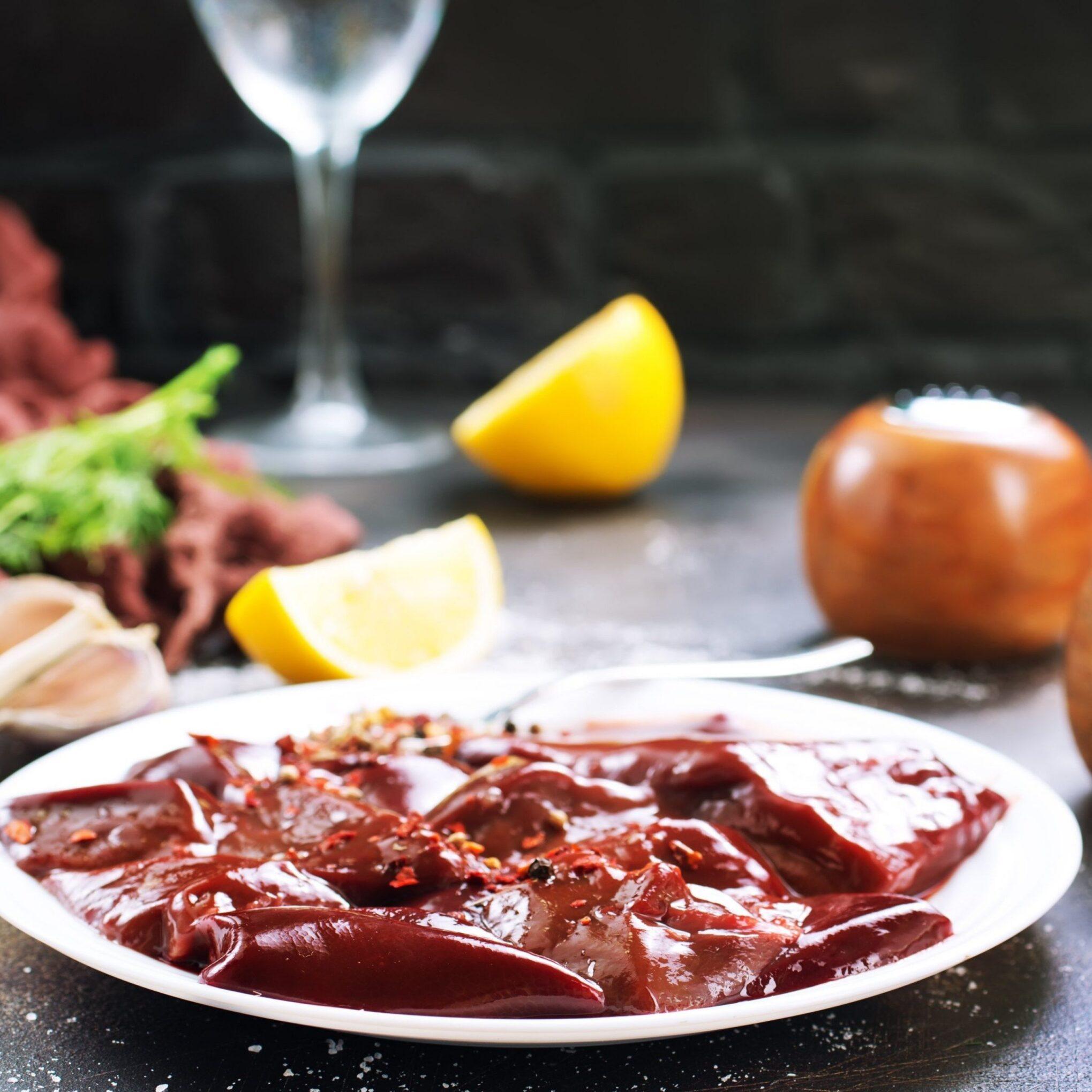 Beef, Liver
