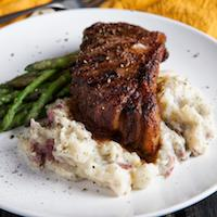 Beef, New York Strip Steak