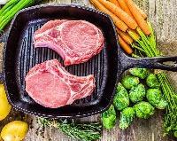 Pork, Bone-In Chops
