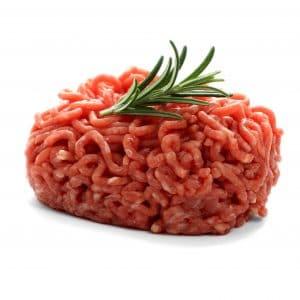 Beef, Ground Round