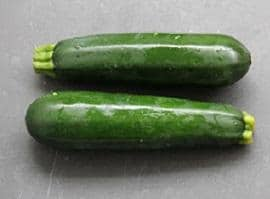 Squash, Green Zucchini