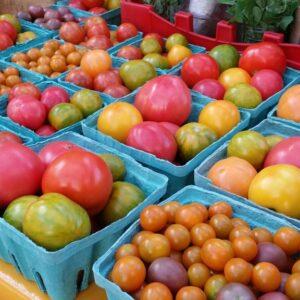 Tomatoes, Quart of Salad Size