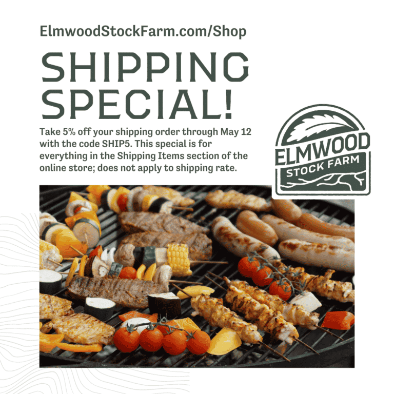 5 percent off nationwide shipping through May 12, 2021, with SHIP5 code